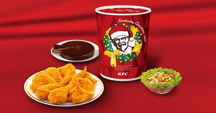 Kfc Japan Christmas.Tbt How Kfc Became Japan S To Go Meal For Christmas Dinner