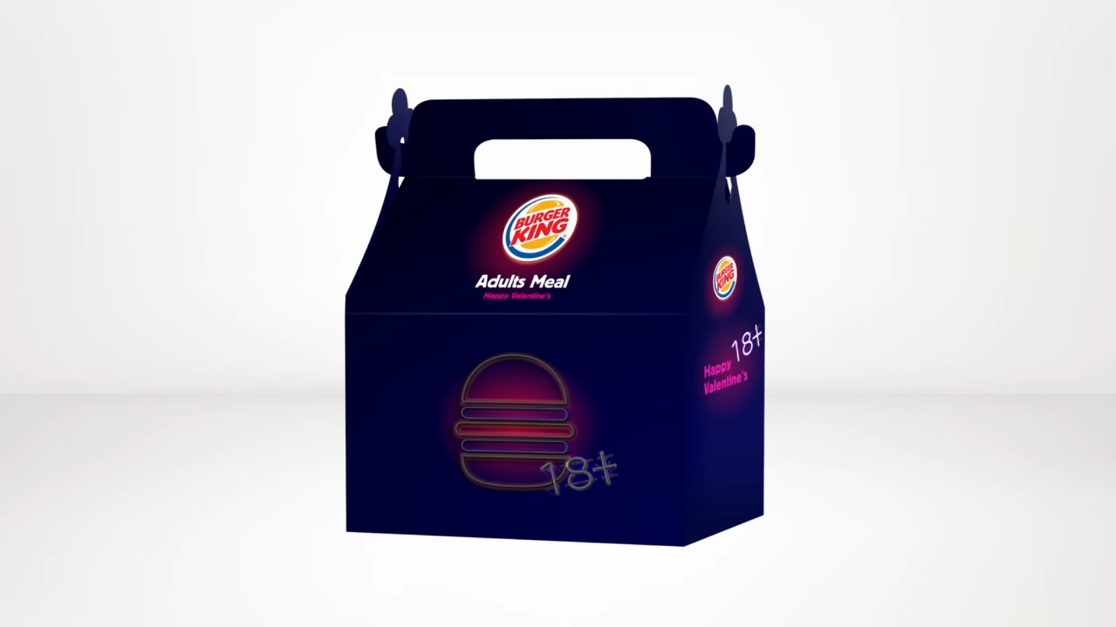 Is Burger King Getting Too Kinky for Valentine's Day?