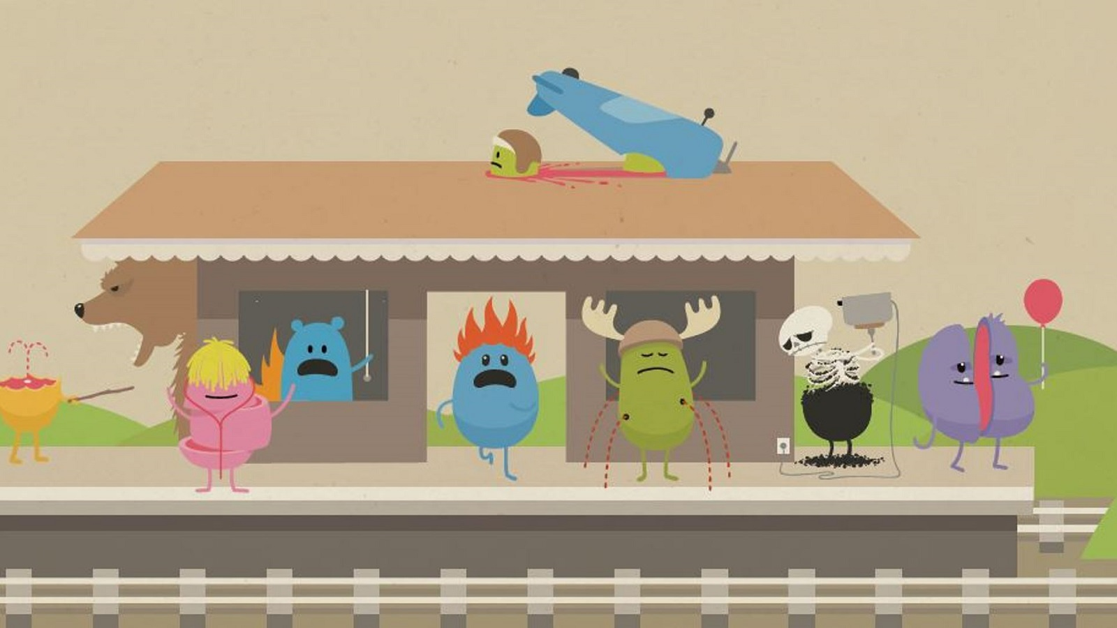 ThrowBrandThursday: There Are Many Dumb Ways to Die