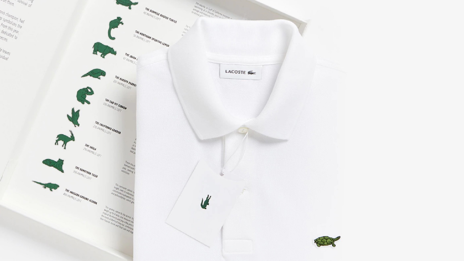 b21cdf0b Why Did Lacoste Ditch Its Legendary Crocodile Design?