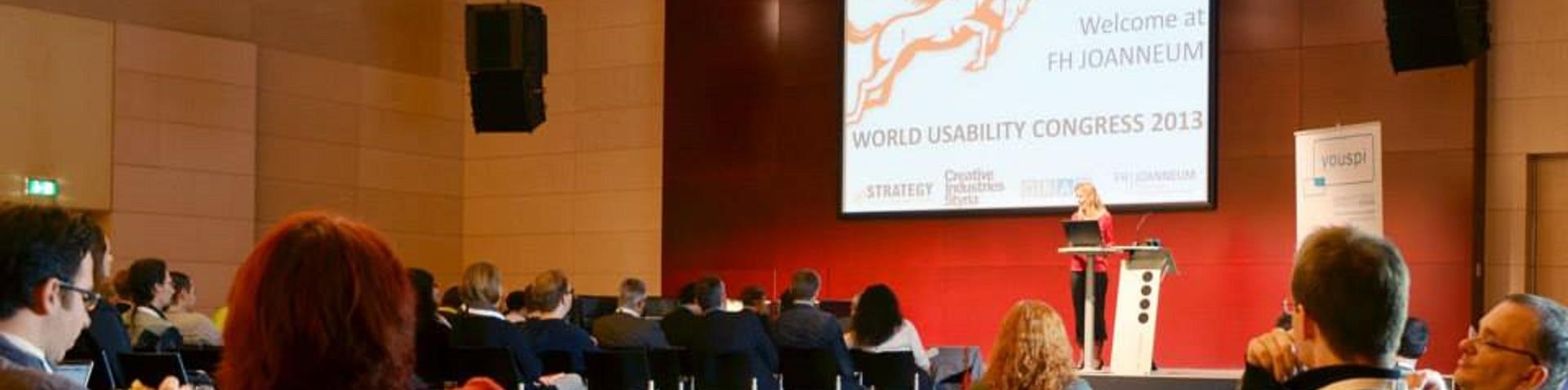 World Usability Congress | Branding news