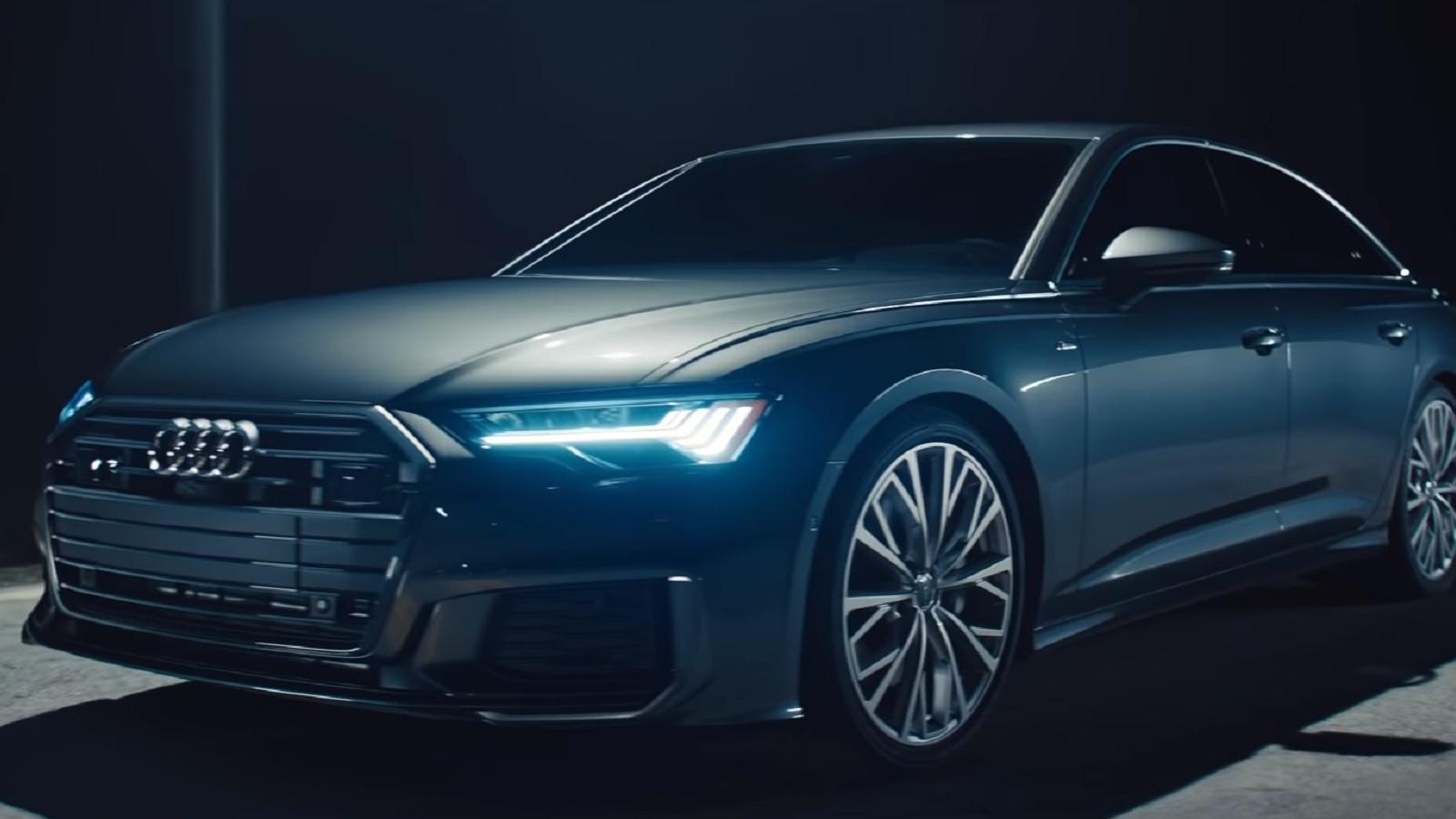 Audi Presents AllNew A A In A Very Dramatic Way - Audis