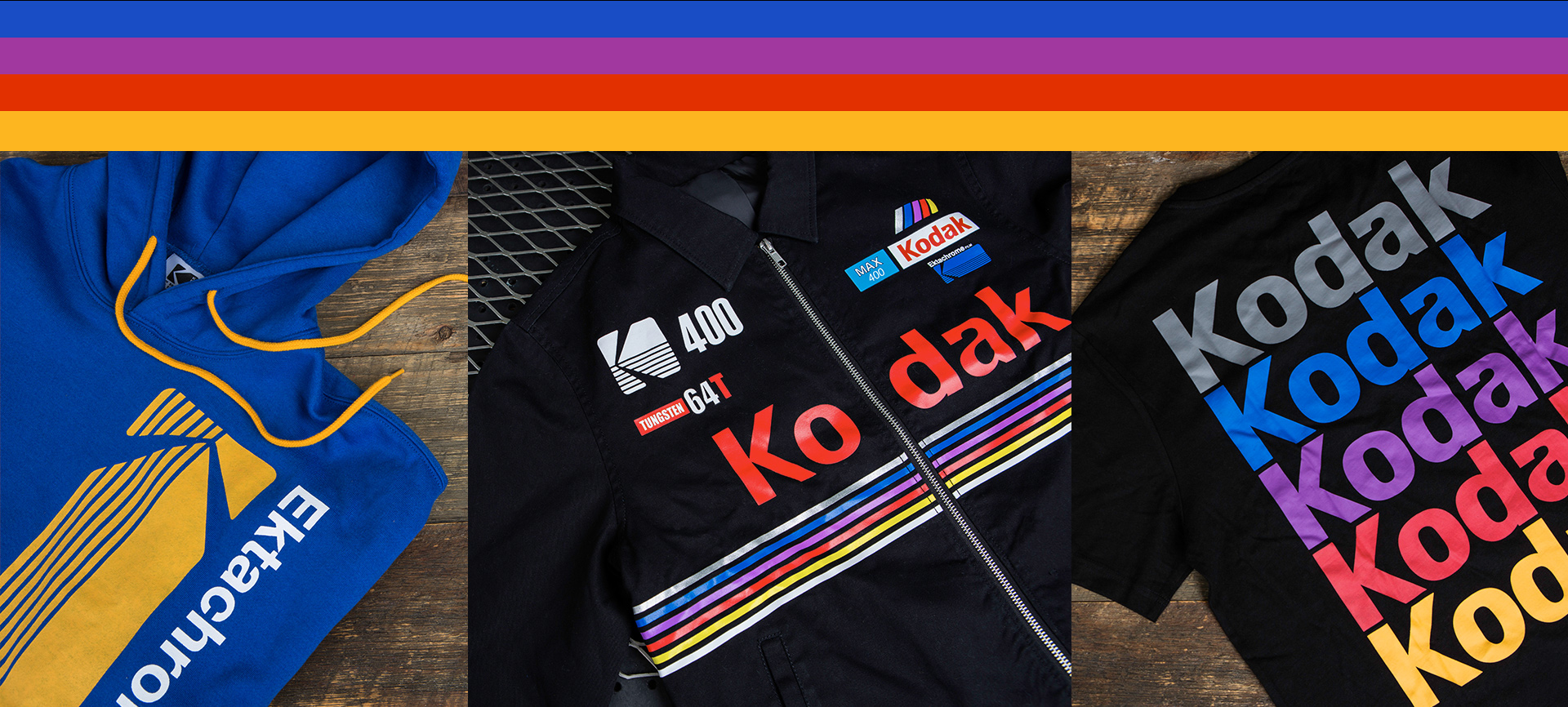 Kodak And Forever 21 Deliver New Apparel Collection
