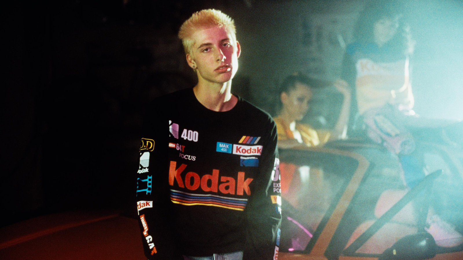 fd184516b Kodak Resurrects Iconic '90s Look with New Apparel Collection