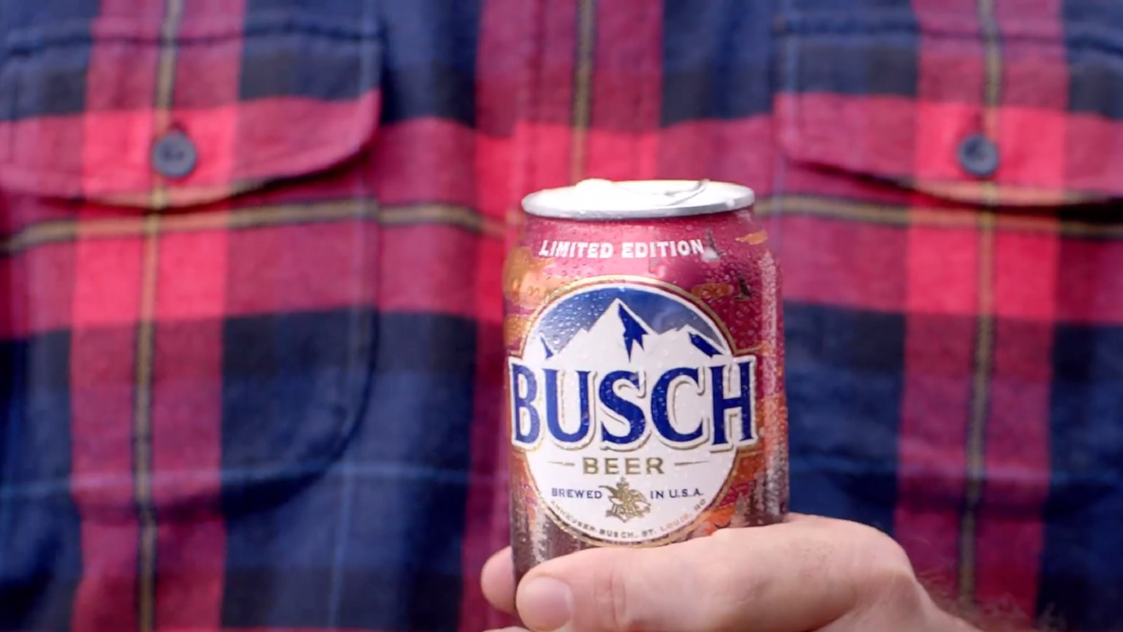 Busch Gives Away Free Beers for the Sake of Nature
