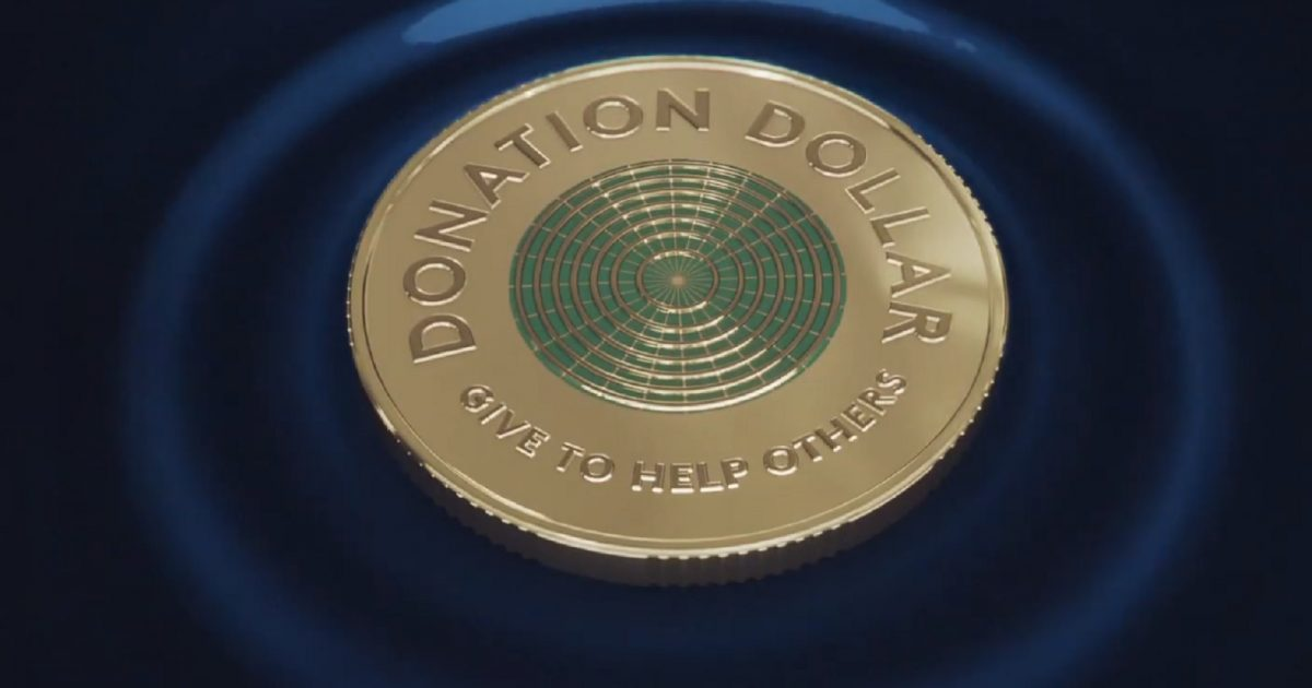 Donation Dollar Encourages Aussies to Support Charities