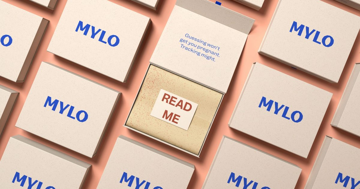 Mylo's Visual Identity Fertilizes One's Imagination