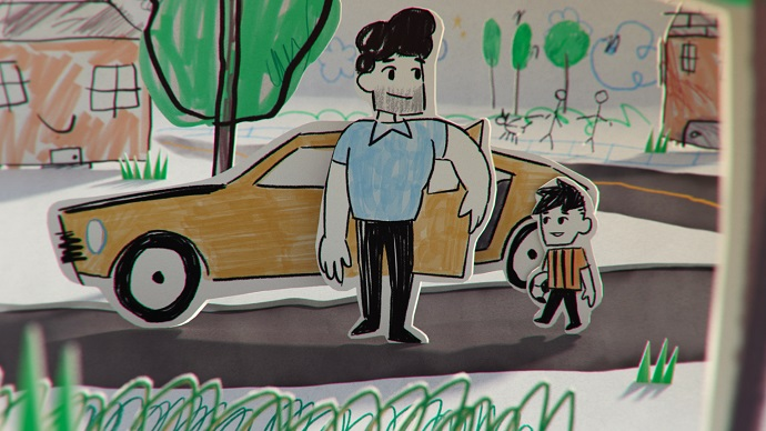 A Kid's True Story Inspires NMDOT's PSA Campaign